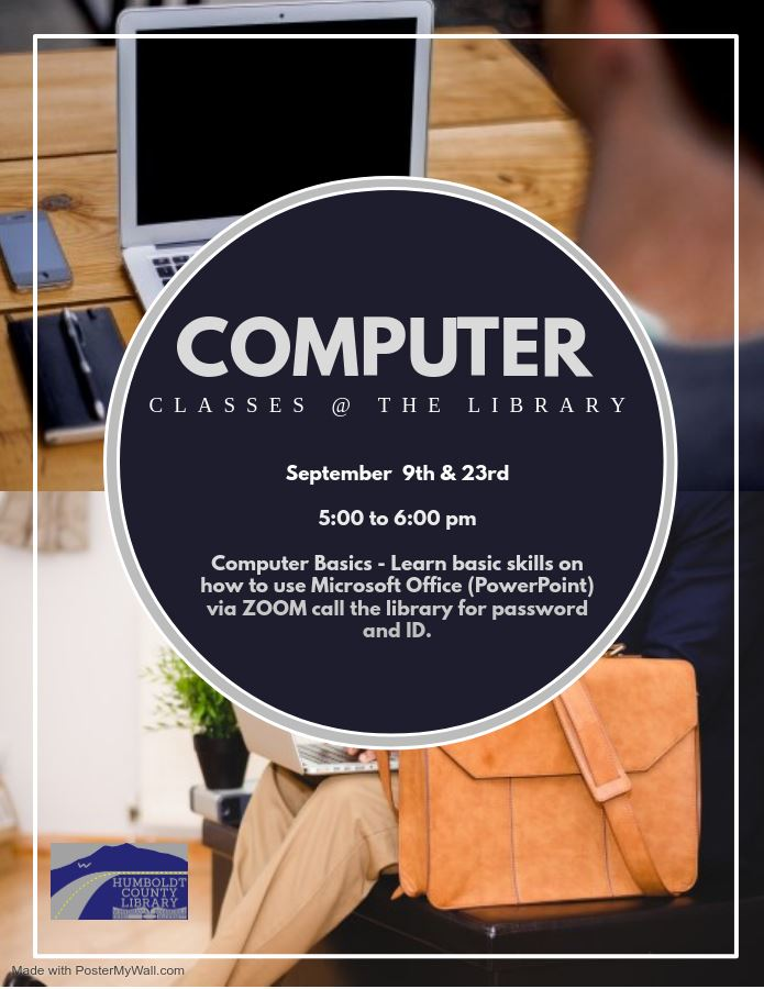 Copy of Computer classes for September